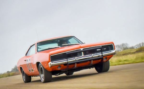 Dukes of Hazzard General Lee Driving Blast Experience Amazing Experience 2