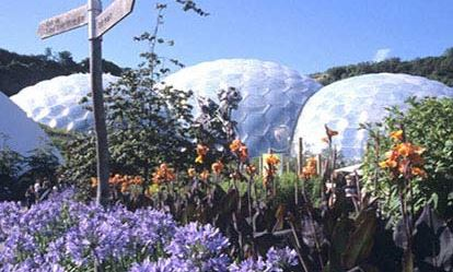 Eden Project Entrance for Two Amazing Experience 1