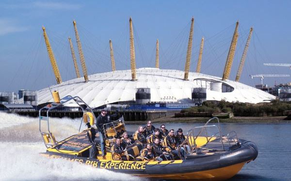 Extended Thames RIB Experience Adult Amazing Experience 1