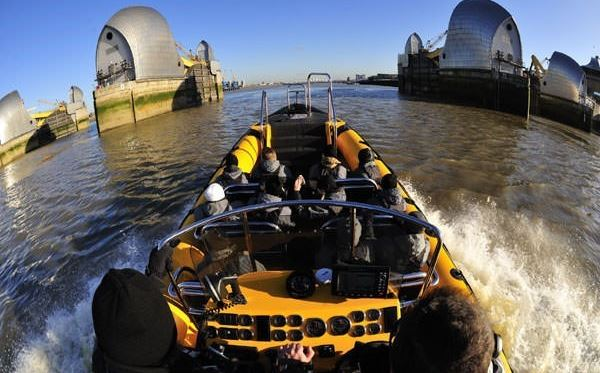 Extended Thames RIB Experience Adult Amazing Experience 2