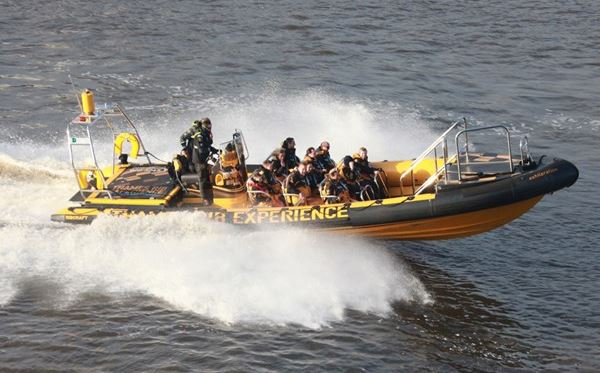Extended Thames RIB Experience Adult Amazing Experience 3