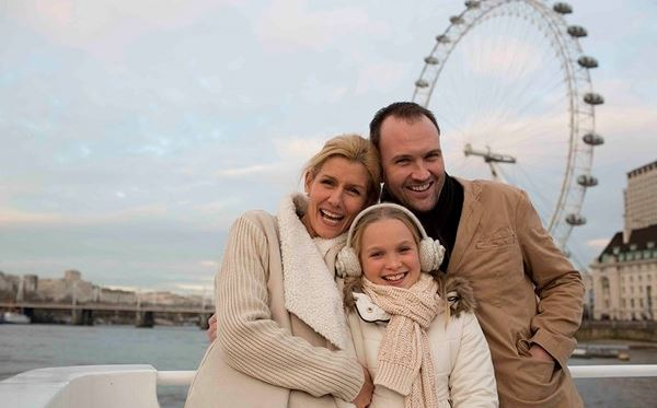 Family Thames Sightseeing Cruise Three Day Rover Pass Special Offer Amazing Experience 3