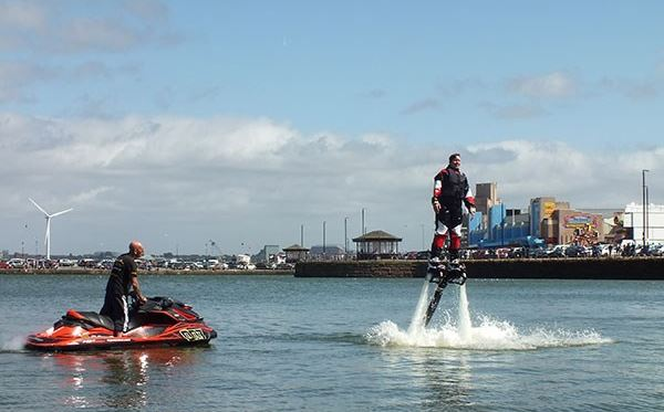 Flyboarding Experience Amazing Experience 2
