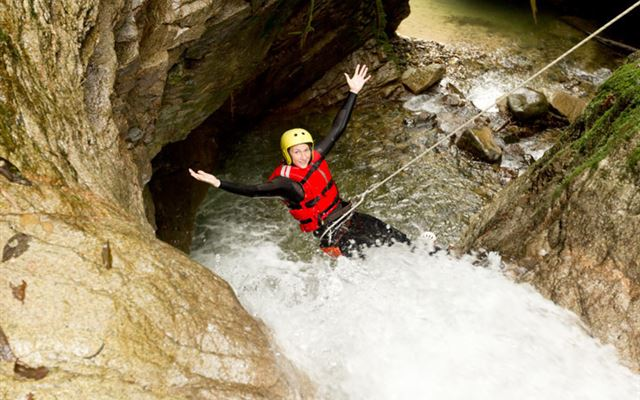 Full Day Canyoning for Two Amazing Experience 1