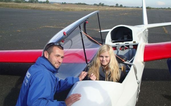 Gliding Discovery Flight Amazing Experience 3