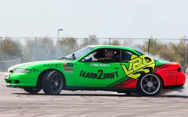 Half Day Drifting Class with 6 Passenger Laps Amazing Experience 3