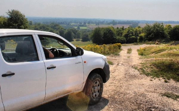 Half Day One-to-One Off Road Driving Experience in Kent Amazing Experience 2