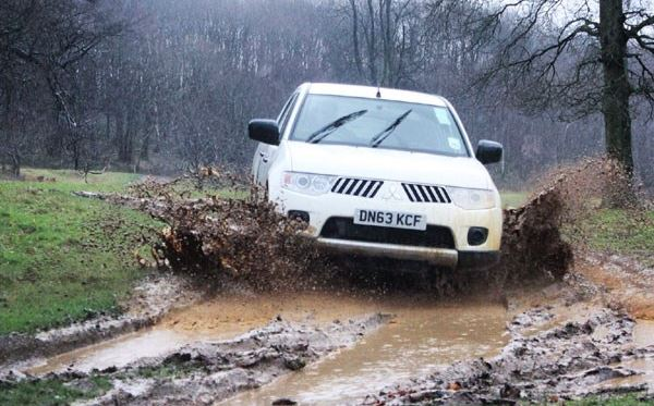 Half Day One-to-One Off Road Driving Experience in Kent Amazing Experience 3