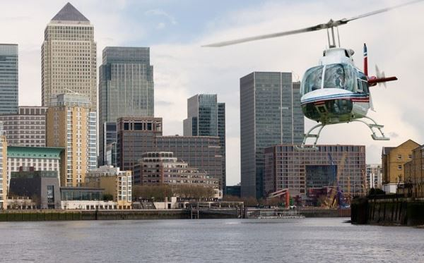 Helicopter Ride Over London for One Amazing Experience 2