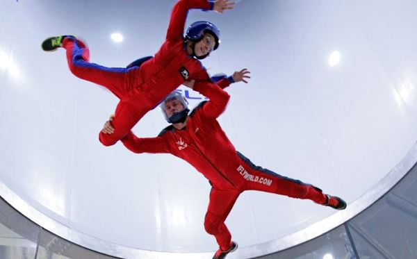 iFLY Indoor Skydiving in Manchester Amazing Experience 3