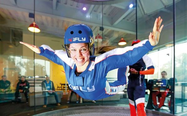 iFLY Indoor Skydiving Amazing Experience 1