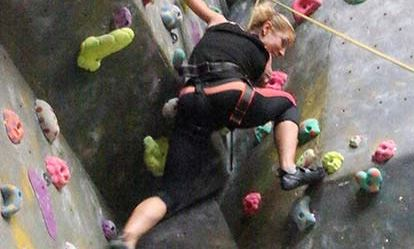 Indoor Rock Climbing Adventure Amazing Experience 1
