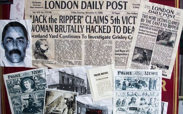 Jack the Ripper Walking Tour for Two Amazing Experience 3