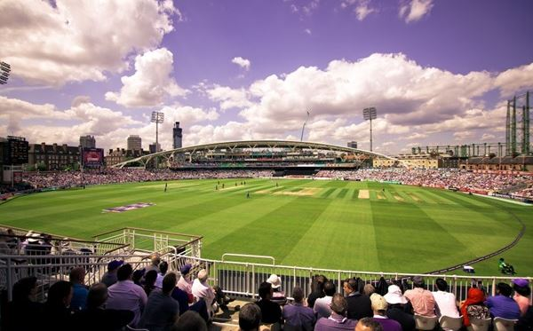 Kia Oval Cricket Match and Ground Tour with Sparkling Afternoon Tea for Two Amazing Experience 1