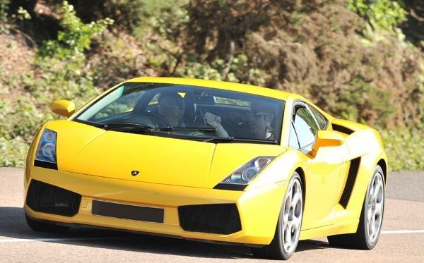 Lamborghini Driving Thrill with Passenger Ride Amazing Experience 1