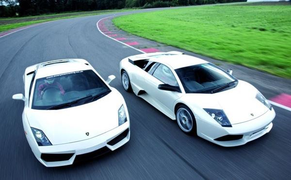 Lamborghini Driving Thrill with Passenger Ride Amazing Experience 2