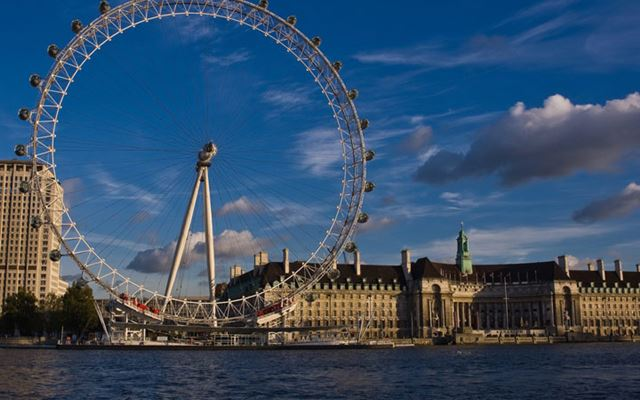 London Eye and Lunch at Wildwood for Two Amazing Experience 1