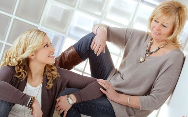 Mother and Daughter Makeover Photo Shoot with A 50 off voucher - Special Offer Amazing Experience 2
