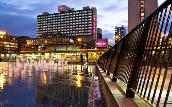 One Night Break at Mercure Manchester Piccadilly Hotel Amazing Experience 1