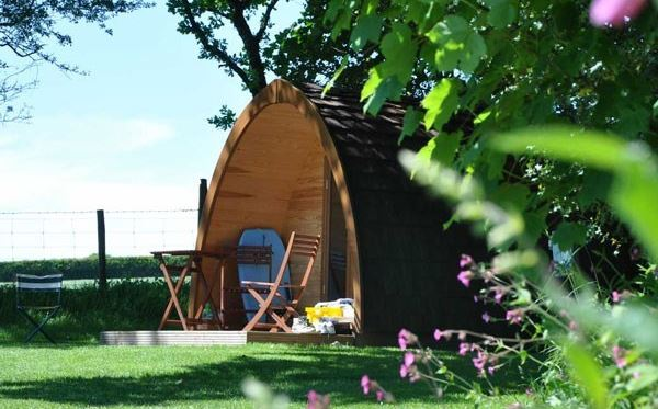 One Night Glamping Break for Two Amazing Experience 2