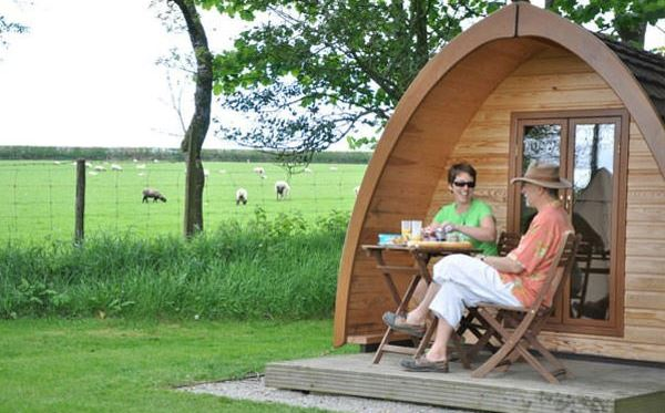 One Night Glamping Break for Two Amazing Experience 3
