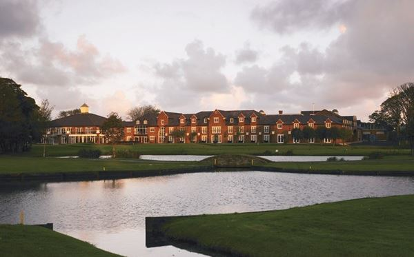 One Night Spa Break with Dinner and Wine at Formby Hall Golf Resort and Spa Amazing Experience 1
