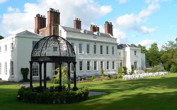 One Night Spa Break with Dinner for Two at Haughton Hall Hotel and Leisure Club Amazing Experience 1