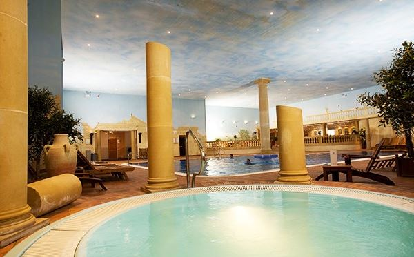One Night Spa Break with Treatment and Dinner for Two at Whittlebury Hall Amazing Experience 1