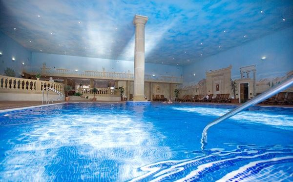 One Night Spa Break with Treatment and Dinner for Two at Whittlebury Hall Amazing Experience 3