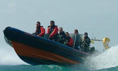 Powerboat Taster Amazing Experience 1