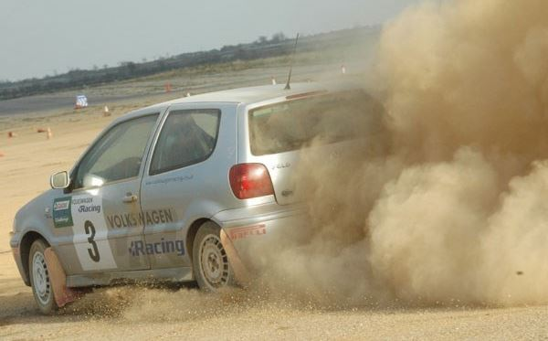 Rally Driving Thrill with Passenger Ride Amazing Experience 2
