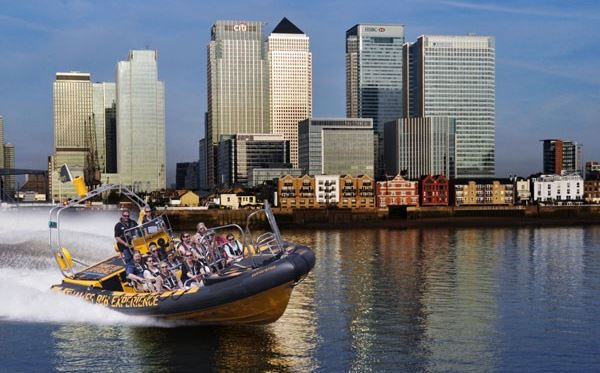 River Thames High Speed Boat Ride for One Adult Amazing Experience 2
