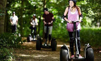 Segway Thrill for Two Amazing Experience 1