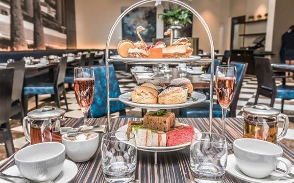 Sparkling Afternoon Tea for Two at The Montcalm Marble Arch Amazing Experience 1
