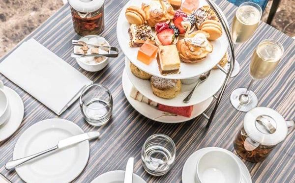 Sparkling Afternoon Tea for Two at The Montcalm Marble Arch Amazing Experience 2