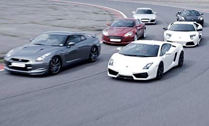 Supercar Drive with High Speed Passenger Ride Amazing Experience 1