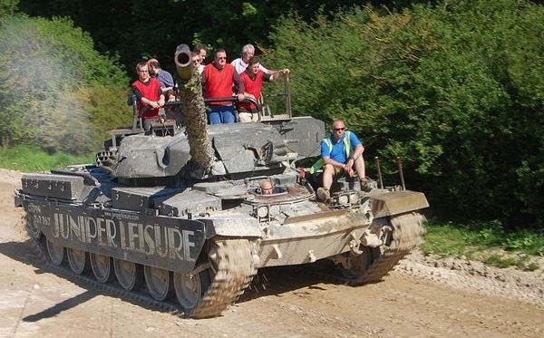 Tank Driving Experience Amazing Experience 1