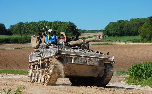 Tank Driving Experience Amazing Experience 2