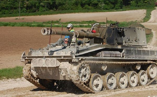 Tank Driving Experience Amazing Experience 3