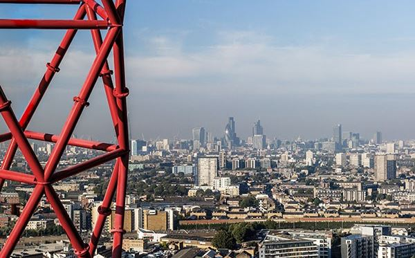 The ArcelorMittal Orbit View for Two Special Offer Amazing Experience 1