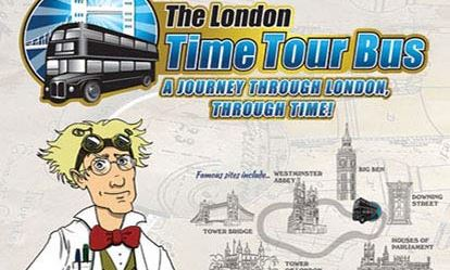 The London Time Tour Bus and Guide Book for Two Amazing Experience 1