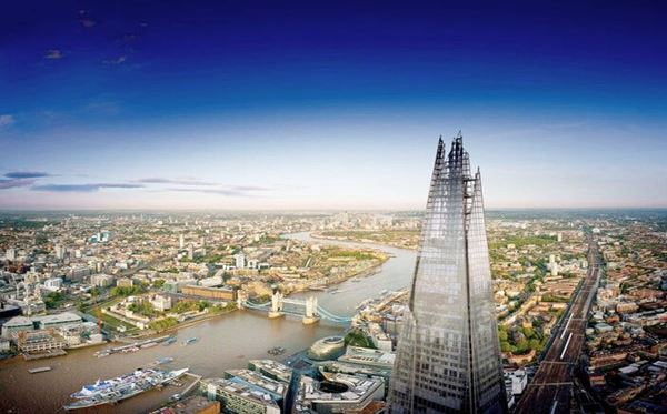 The View from The Shard for Two Amazing Experience 1