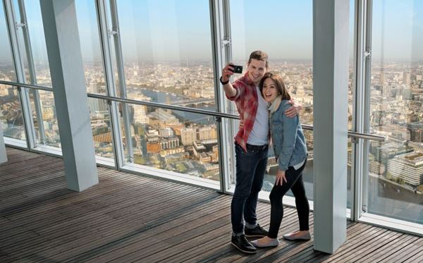 The View from The Shard for Two Amazing Experience 3