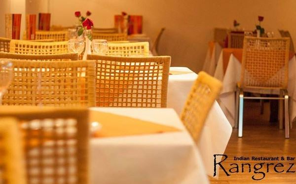 Three Course Indian Meal with a Glass of Wine for Two at Rangrez Amazing Experience 2