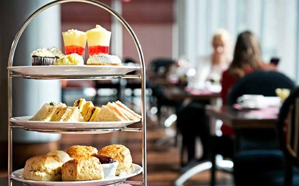Traditional Afternoon Tea for Two at the Hilton London Islington Amazing Experience 2