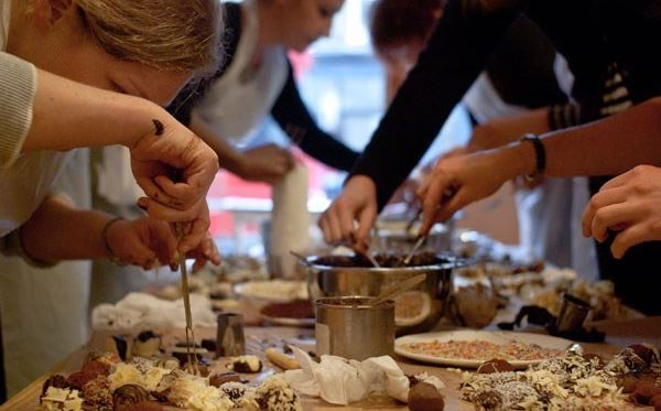 Truffle Making Workshop for Two Amazing Experience 1