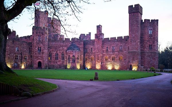 Two Night Boutique Break for Two at Peckforton Castle Amazing Experience 1