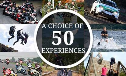 Ultimate Choice for Thrills - Gift Experience Voucher Amazing Experience 1