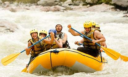 White Water Rafting for 6 People Amazing Experience 1