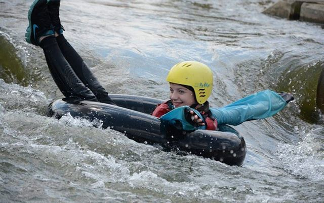 White Water Tubing Experience for Two Amazing Experience 1